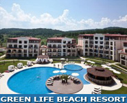 Green Life Beach Resort